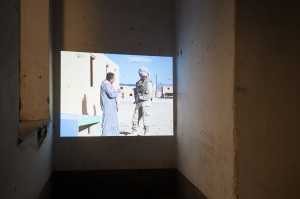 """""""Der Überwachungsstaat"""" / Foto: Ulrich Egger"""