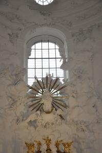 Altar Kollegienkirche / Foto: Christa Linossi