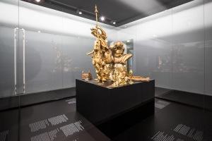 Salzburg Museum; Landesausstellung, Bischof Kaiser Jedermann, 200 Jahre Salzburg bei Österreich;