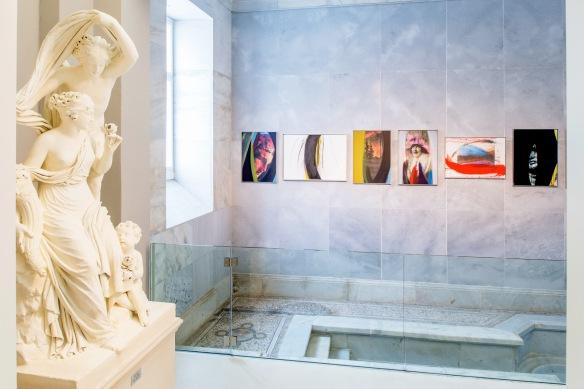 Arnulf Rainer Museum_Ausstellungsansicht (c) Kollektiv Fischka