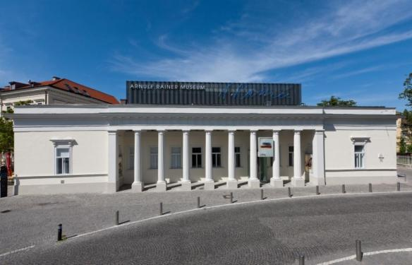(c) Arnulf Rainer Museum_Foto Wolfgang T