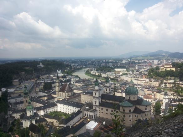 Foto: Salzburg Ansicht © Christa Linossi