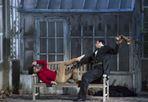 Le nozze di Figaro 2016 • Anna Prohaska (Susanna), Adam Plachetka (Figaro) © Salzburger Festspiele / Ruth Walz