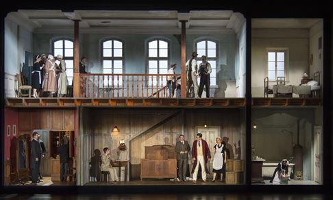 Foto-ID:#16516 Le nozze di Figaro 2016 • Ensemble © Salzburger Festspiele / Ruth Walz
