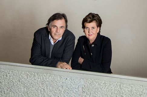Markus Hinterhäuser, Helga Rabl-Stadler © Salzburger Festspiele / Franz Neumayr